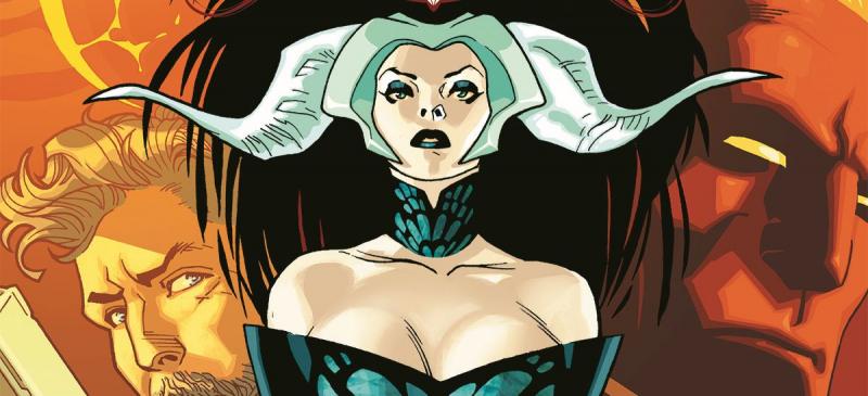 Empress. Cesarzowa #01 – recenzja komiksu