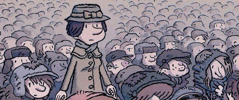 Irena #01. Getto – recenzja komiksu