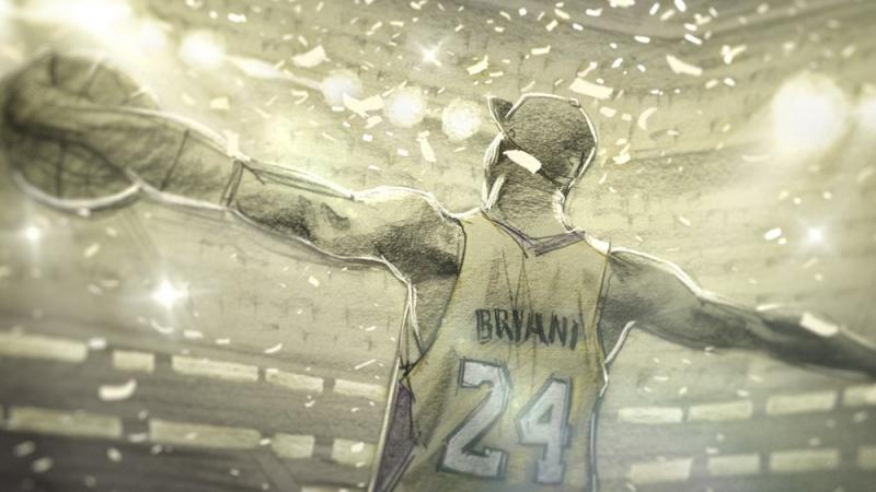 Droga koszykówko - obejrzyj film. Kobe Bryant dostał za niego Oscara