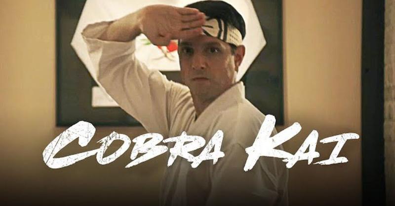Cobra Kai - przeszłość Miyagiego w 3 sezonie? [SDCC 2019]
