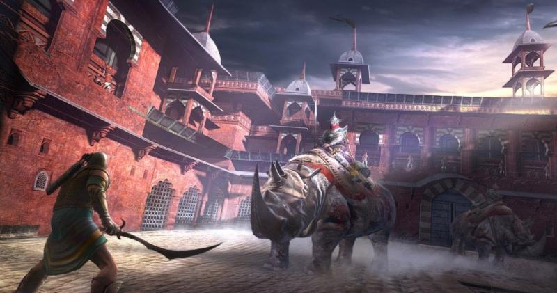 Conan Barbarzyńca w świecie gier wideo