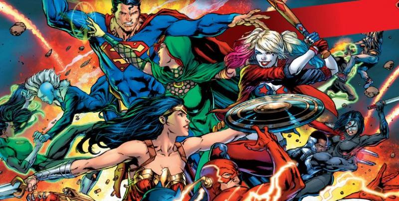 Liga Sprawiedliwości kontra Suicide Squad – recenzja komiksu
