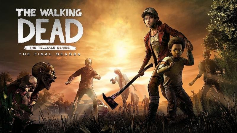 The Walking Dead od Telltale Games uratowane przez Kirkmana! [NYCC 2018]