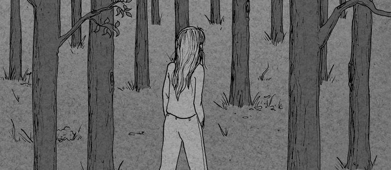 Lżejsza od swojego cienia – recenzja komiksu