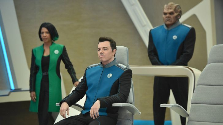 [SDCC 2018] Kosmiczna przygoda. Zwiastun 2. sezonu serialu Orville