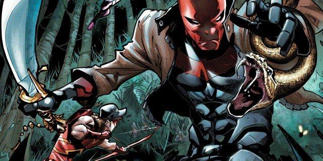 Titans - Red Hood na pierwszych oficjalnych grafikach z 3. sezonu serialu