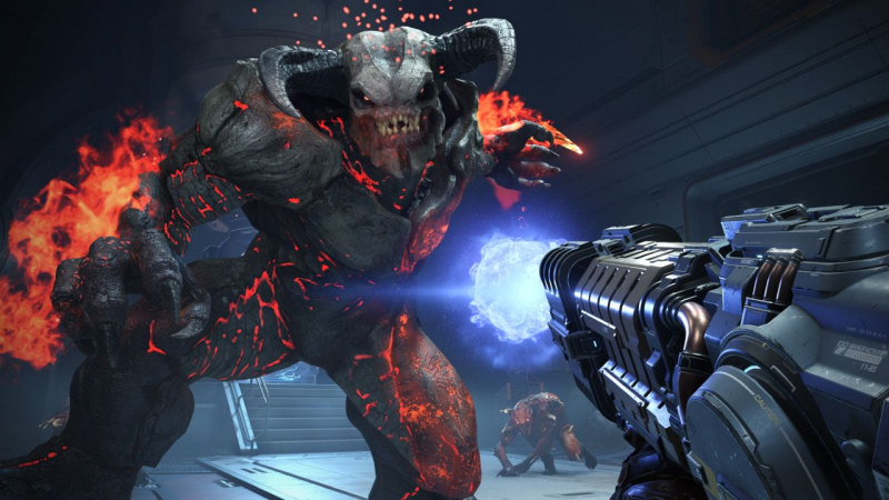 Doom Eternal na Nintendo Switch – data premiery zostanie wkrótce ujawniona