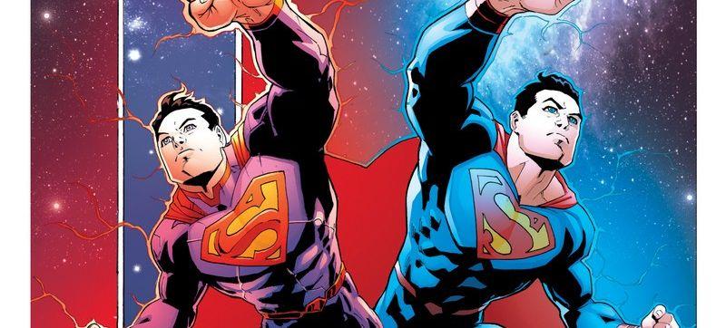 Superman. Odrodzony – recenzja komiksu
