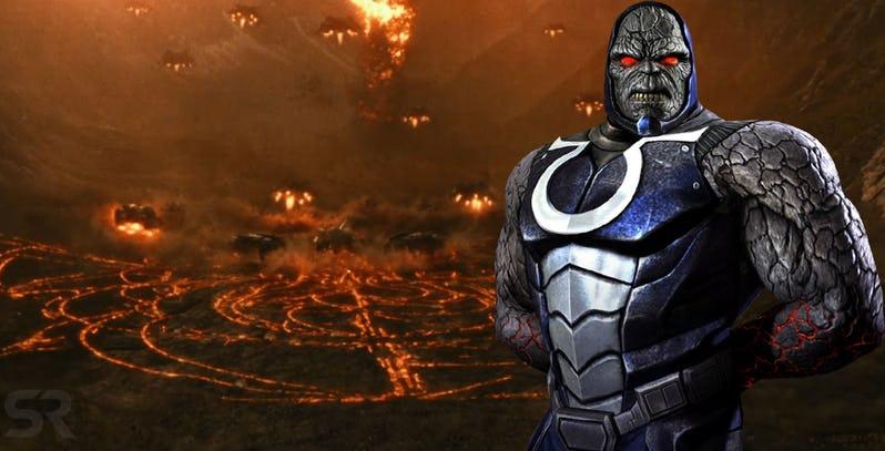 Liga Sprawiedliwości - Zack Snyder pokazał zdjęcie. Oto Darkseid z DCEU