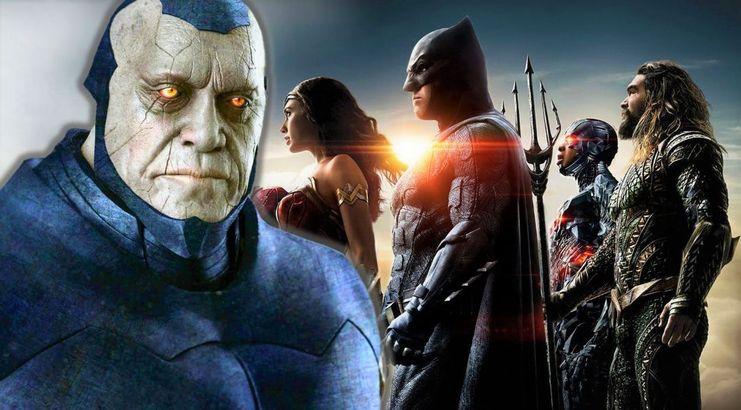 Liga Sprawiedliwości: Snyder Cut - wcielający się w Darkseida aktor odpowiada na pytania. Powróci w The New Gods?