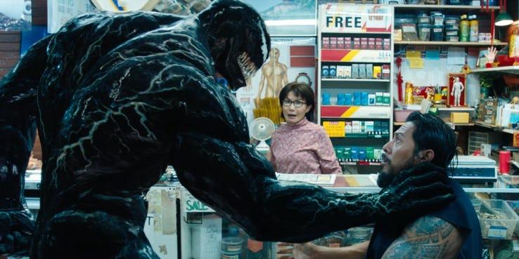Venom 2 - zdjęcia już ruszyły? Tom Hardy pokazuje zdjęcie
