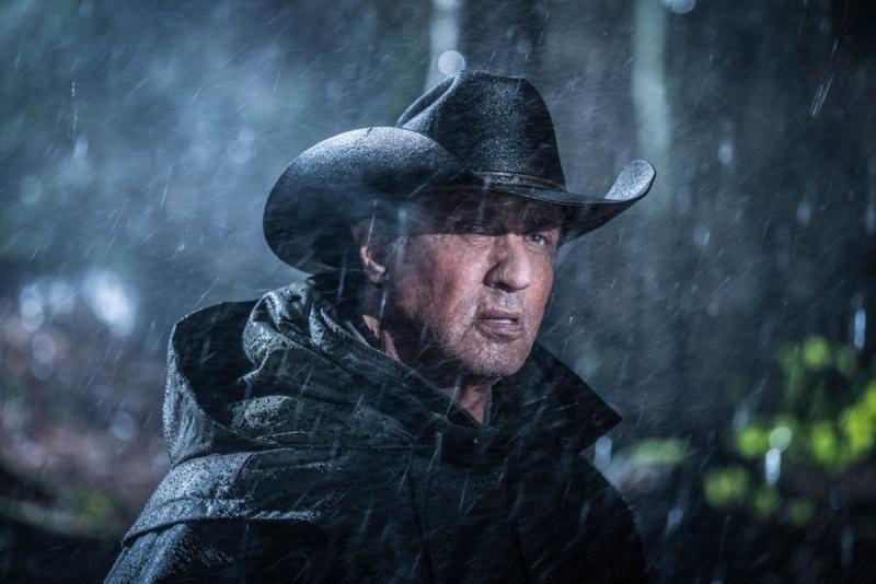Rambo 5 - Stallone strzela z łuku. Zobacz nagrania z planu