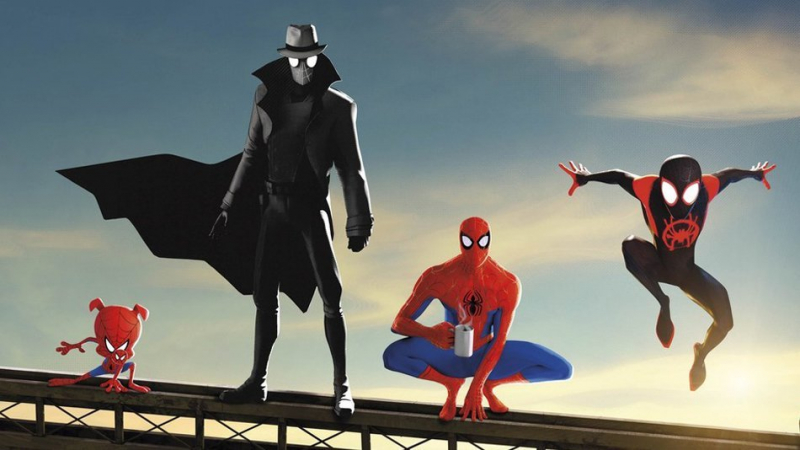 Spider-Man: Uniwersum – znakomita animacja o Pajączku. Pierwsze recenzje krytyków