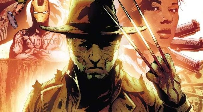 Staruszek Logan #01: Strefy wojny – recenzja komiksu