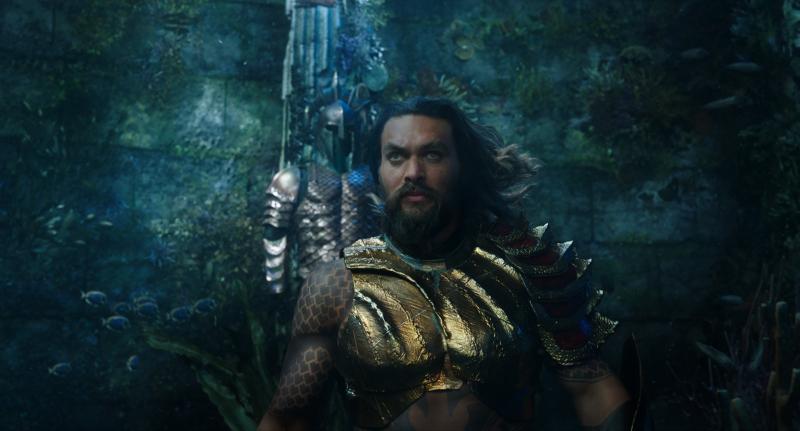 Aquaman - Jason Momoa zadzwonił do chorego na raka fana filmu
