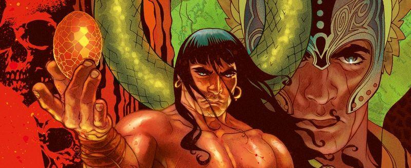 Conan: Miasto Złodziei – recenzja komiksu