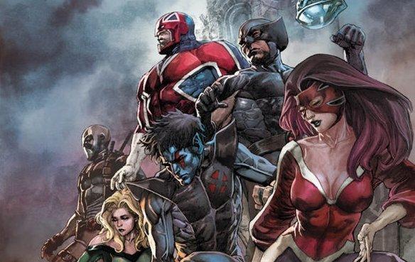 Uncanny X-Force #03: Inny Świat – recenzja komiksu