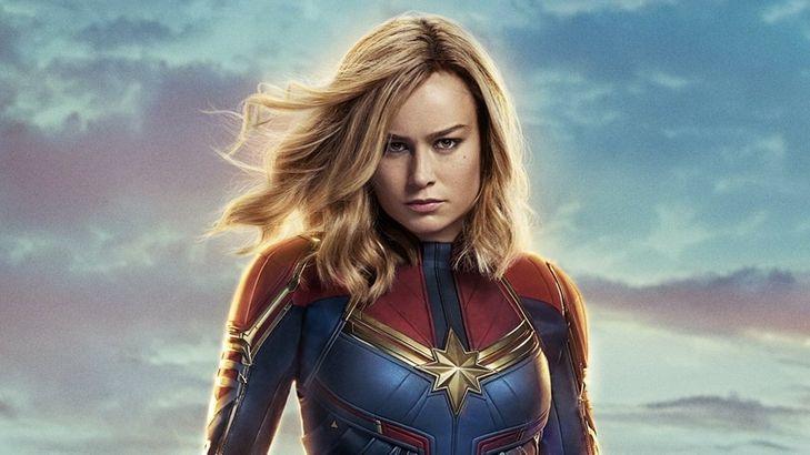 Kapitan Marvel podbija Kosmos i MCU. Zobacz drugi zwiastun