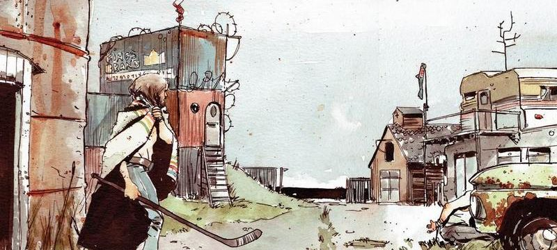 Grass Kings #01 – recenzja komiksu