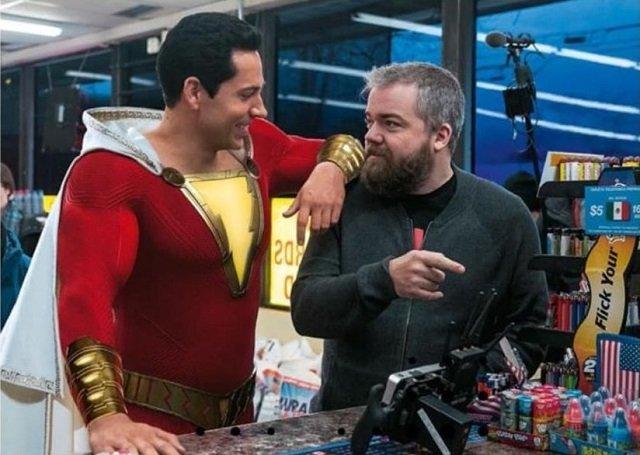 Shazam! – producent o filmie. Co z plotkami o Supermanie i Black Adamie?