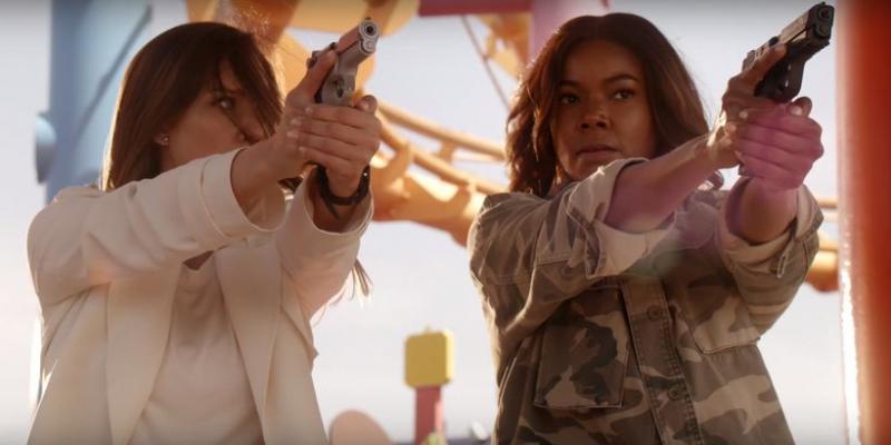 L.A.'s Finest – zwiastun serialu. Spin-off Bad Boys o policjantkach
