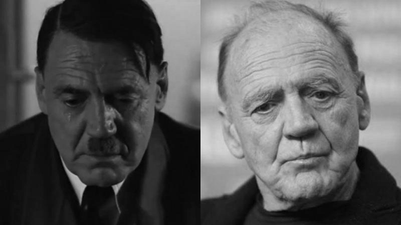 Aktor znany z roli Adolfa Hitlera w Upadku nie żyje. Bruno Ganz miał 77 lat