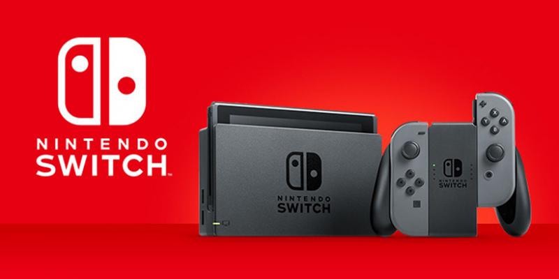 Nintendo Switch prześcignął 3DS-a