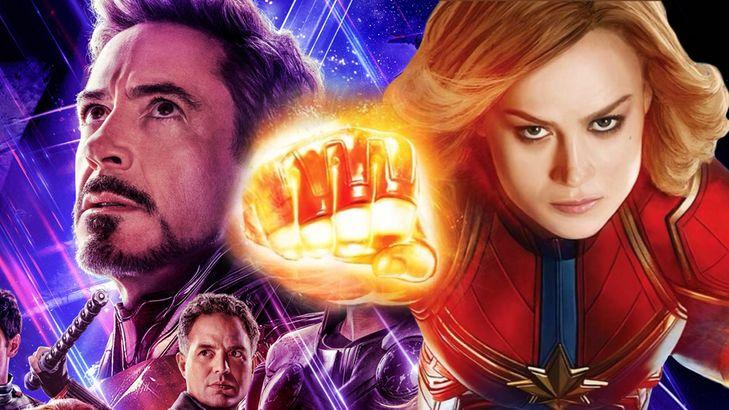 Avengers: Koniec gry wyjawi, dlaczego Kapitan Marvel wraca dopiero teraz