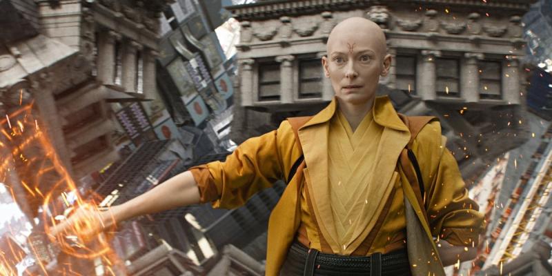 Doktor Strange - Tilda Swinton jako Starożytna była błędem. Kevin Feige przyznaje