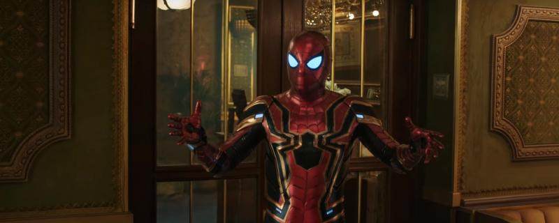 Spider-Man: Daleko od domu - opis nowych scen. W kinach pustki?