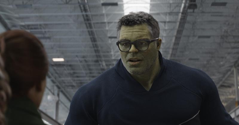 Avengers: Koniec gry - do stworzenia Profesora Hulka użyto nowej technologii