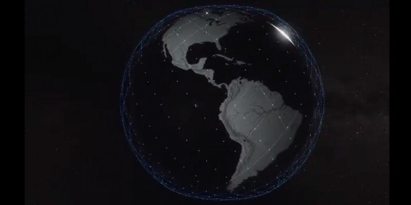 Elon Musk: internet satelitarny Starlink przyspieszy w 2021 roku
