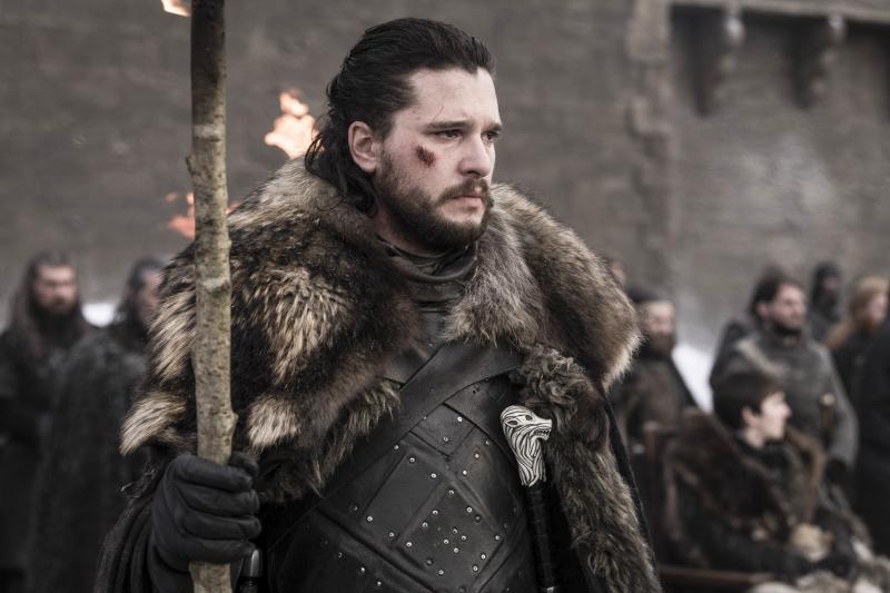 Gra o tron - Jon Snow przeprasza za 8. sezon w fanowskim wideo