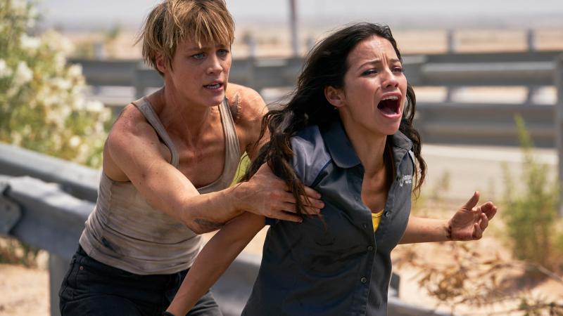 Terminator: Mroczne przeznaczenie - zobacz napakowany akcją spot filmu. Nowe sceny