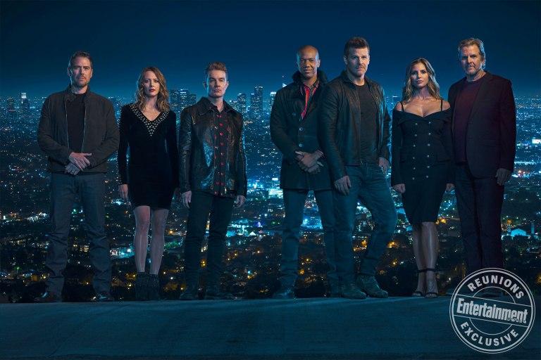 Anioł ciemności - spotkanie obsady serialu po latach w rocznicowej sesji