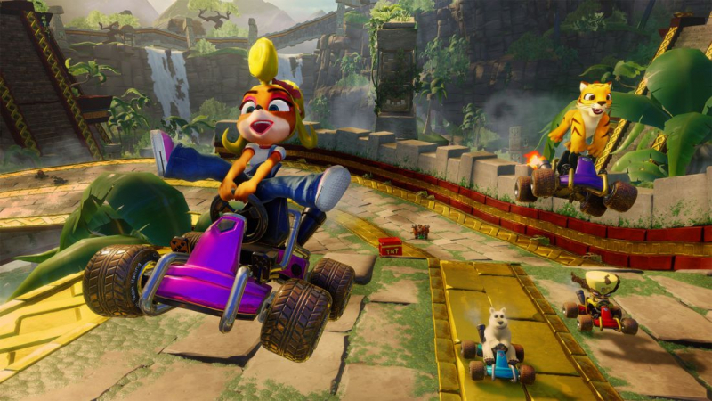 Crash Team Racing Nitro-Fueled – recenzja gry
