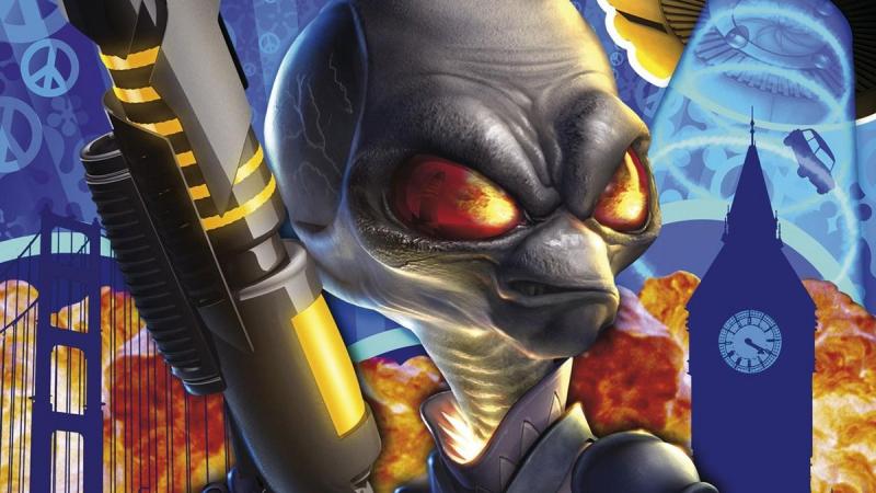 Destroy All Humans! - recenzja gry