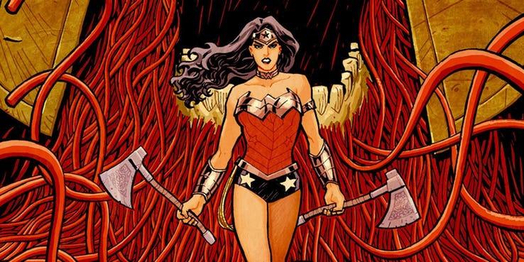 Wonder Woman otrzymała ważny tytuł w komiksach DC