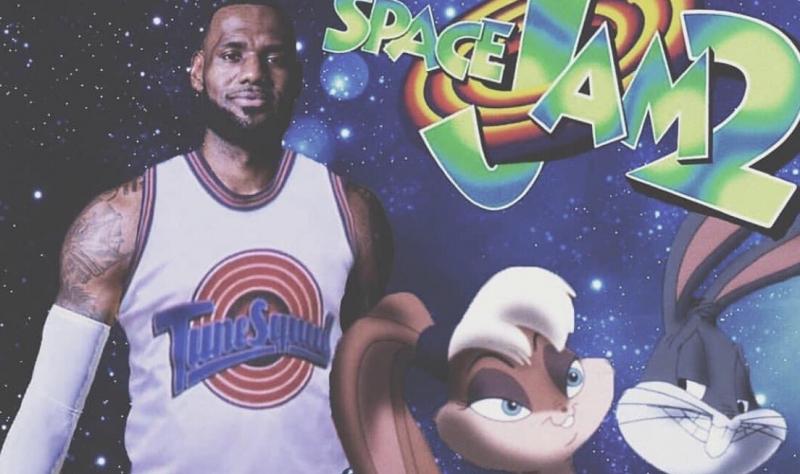 Kosmiczny mecz 2 - nie tylko LeBron James. Inne gwiazdy koszykówki w obsadzie