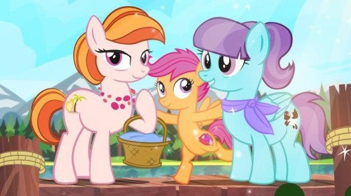 My Little Pony - lesbijska para kucyków pojawi się w serialu