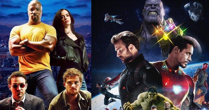 Filmy MCU i seriale Netflixa łączy ta sama postać. Też to przeoczyliście?
