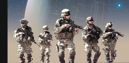 Distortion: przeczytaj fragment militarnej SF w dniu premiery