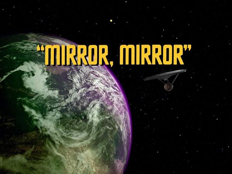 Naukowcy próbują odnaleźć lustrzane uniwersa rodem ze Star Treka
