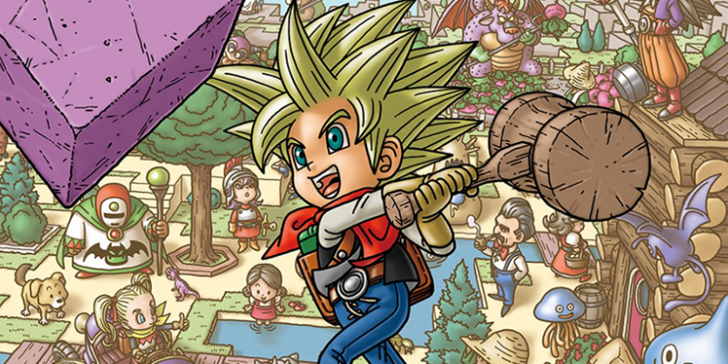Dragon Quest Builders 2 – recenzja gry