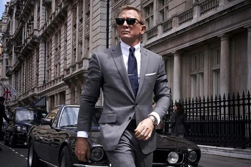 Nie czas umierać - kiedy zwiastun nowego Bonda?