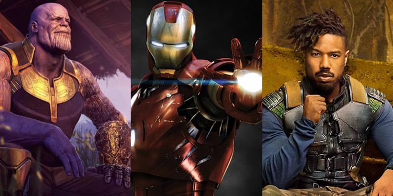 Avengers: Endgame za nami. Oto najlepsi złoczyńcy MCU
