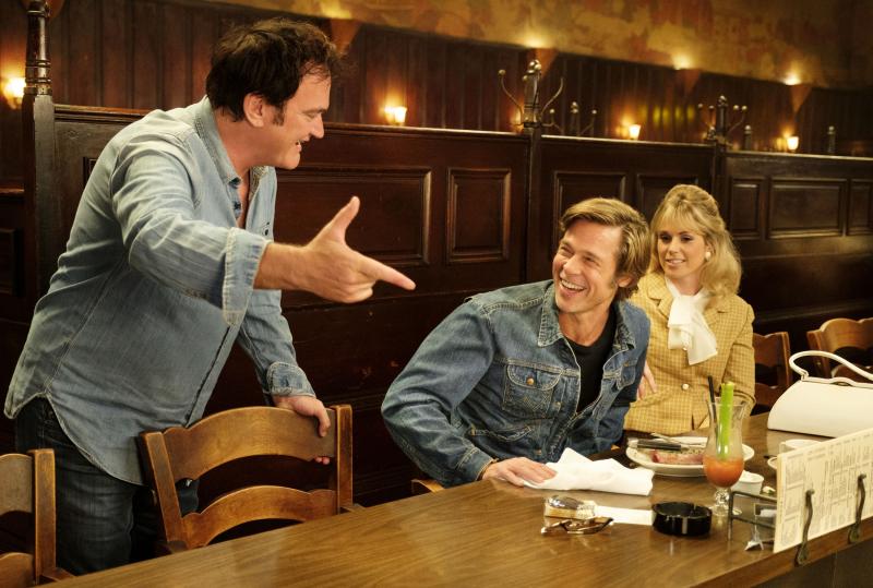 Star Trek Tarantino to... Pulp Fiction w kosmosie. Reżyser mówi o filmie