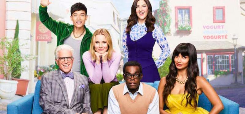 Dobre miejsce: sezon 4 - plakaty z bohaterami. Zobacz galerię
