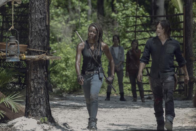 The Walking Dead - zobaczcie klip zza kulis produkcji 10. sezonu serialu