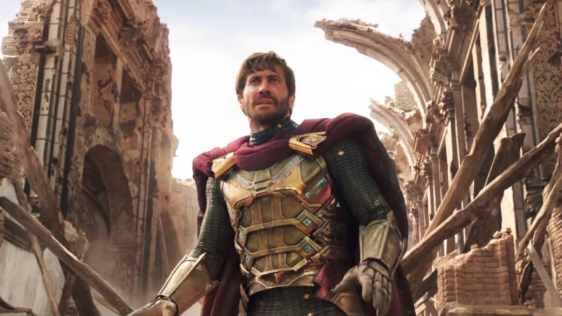 Spider-Man: Daleko od domu - Mysterio w zbroi Hulkbustera? Szkice Iron Spidera